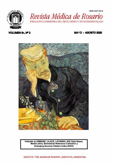 Ver Vol. 86 Núm. 2 (2020): Mayo/Agosto